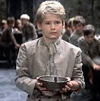 begging child