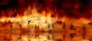 burn in lake of fire