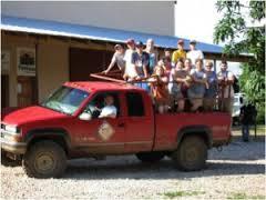 Haiti pickup