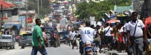 haitian streets