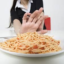 push food away